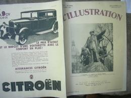 L'ILLUSTRATION 4647 CROISIERE JAUNE/ IVAR KREUGER/ ATHENES/ MONTPARNASSE 26 MARS 1932 COMPLET AVEC 30 PAGES DE PUBS : LU - Journaux - Quotidiens