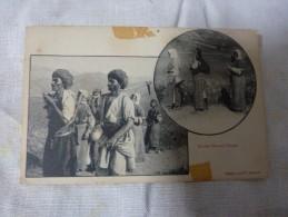 CP ASIE TURQUIE TURKEY MESOPOTAMIE IRAK SYRIE KURDE DANSE KURDES ZAZAS EN VOYAGE - Cartes Postales