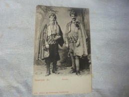 CP ASIE TURQUIE TURKEY MESOPOTAMIE IRAK SYRIE KURDISTAN COSTUME KURDE - Cartes Postales