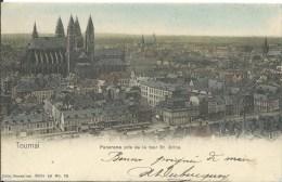 Carte-Postale TOURNAI Panorama - Tournai