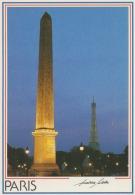 Paris Place De La Concorde Obelisque De Louqsor - Unused,perfect Shape - Monuments