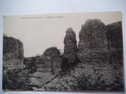Les Roches De Melaire - Poissons