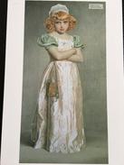 FREDERICK SANDYS  BILDNIS EINES MAEDCHEN  1893 - Malerei & Gemälde