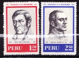 PER0U  N° 531 / 532 NEUF** LUXE  SANS CHARNIERE / MNH - Peru