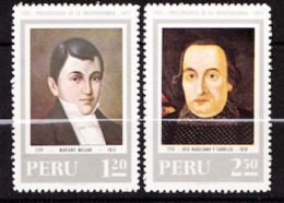 PEROU  N° 534 / 535 NEUF** LUXE  SANS CHARNIERE / MNH - Peru