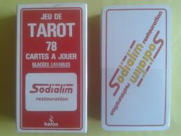 Jeu De Tarot. Sodialim Restauration. Jeu Neuf Dans Sa Boite Carton - Playing Cards (classic)