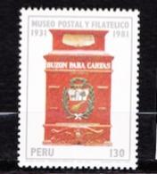 PEROU  N° 699  NEUF*TRACE CHARNIERE / MH - Peru