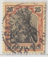 MiNr.88II.b O Deutschland Deutsches Reich - Oblitérés