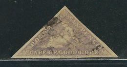 CAP De BONNE ESPERANCE N° 5 Obl. Grandes Marges SUP. - Cape Of Good Hope (1853-1904)