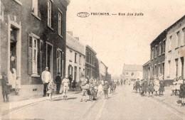 Forchies - Rue Des Juifs - Fontaine-l'Evêque