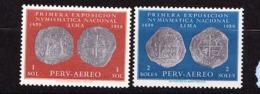 PEROU  PA N° 160 / 161  NEUF* TRACE DE CHARNIERE / MH - Peru