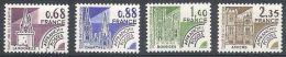 """Préo YT 162 à 165 """" Monuments Historiques I  """" 1979 Neuf **"""