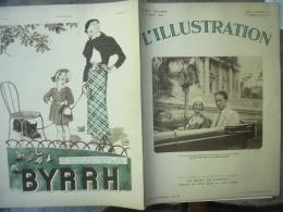 L'ILLUSTRATION 4650 DUC ET DUCHESSE DE BRABANT / PUY EN VELAY /MEMEL /CANNES/ HADRAMAUT /DESARMEMENT  16 Avril 1932 Comp - Newspapers