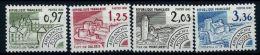 """Préo YT 174 à 177 """" Monuments Historiques IV  """" 1982 Neuf **"""