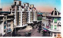 CPSM  Maroc Casablanca Avenue Poeymirau - Casablanca