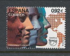 Spain 2014 Edifil # 4911. America UPAEP 2014. MNH (**) - 2011-... Nuevos & Fijasellos