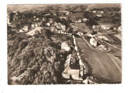 CPA  39 SAINT LAURENT LA ROCHE Vue Générale Aérienne Maisons église Champs Peu Commune 1960 - Other Municipalities