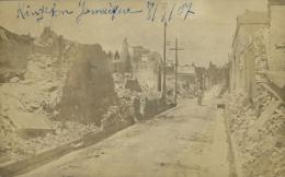 JM KINGSTON / Vue Intérieure Des Ruines / - Autres