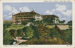 PA PANAMA DIVERS / Hotel Tivoli Ancon, Zona Del Canal / CARTE COULEUR - Panama