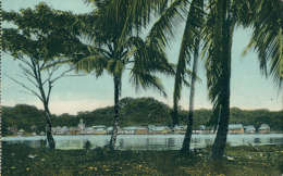 PA PANAMA DIVERS /  Chagres River And Village Of Chagres, Interior Of Panama / CARTE COULEUR - Panama