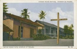 PA PANAMA DIVERS /  Chosas Indias Nativas, Interior De Panama / CARTE COULEUR - Panama