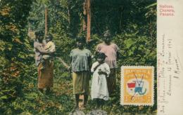 PA PANAMA DIVERS / Natives, Chorera / CARTE COULEUR - Panama