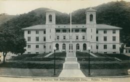 PA PANAMA DIVERS / Ancon Hospital New Administration Building / CARTE GLACEE - Panama