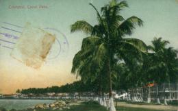PA CRISTOBAL / Canal Zone / CARTE COULEUR - Panama