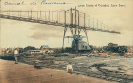 PA CRISTOBAL / Large Crane Ar Cristobal / - Panama