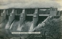 PA MIRAFLORES / Miraflores Spillway Dam / CARTE GLACEE - Panama