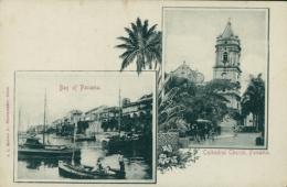 PA PANAMA / Bay Of Panama, Cathedral Church / - Panama