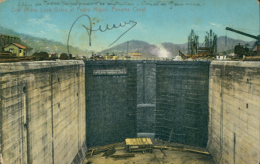 PA PEDRO MIGUEL / One Of The Lock Gates At Pedro Miguel / CARTE COULEUR - Panama