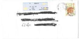 FRANCIA - France - 2009 - Lettre Prioritaire 0,33 € + Année Du Chocon - Viaggiata Da Rebais Per La Calotterie, F... - Francia