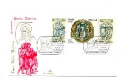 Fh159 - VATICANO 1982 ,  LUCA DELLA ROBBIA - FDC