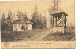 Enghien NA8: Parc Du Duc D'Arenberg. La Chaumière... - Enghien - Edingen