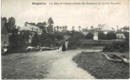 Brugelette  Les Ailes De L'ancien Château Des Seigneurs De Jauche Mastaing - Châteaux