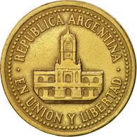 Argentine, 25 Centavos, 1992, TTB, Aluminum-Bronze, KM:110.1 - Argentine