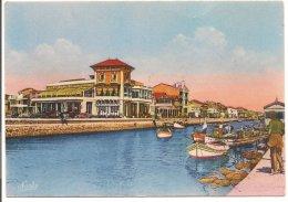 L90A182 - Palavas Les Flots - Le Port Et Le Casino - Narbo N°1 - Palavas Les Flots