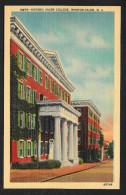 Historic Salem College Street View Winston Salem North Carolina Unused C1930s STK#93787 - Schools