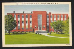 Mars Hill College Science Builiding Mars Hill North Carolina Unused C1930s STK#93790 - Schools