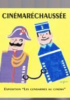 CINEMARECHAUSSEE . - Police - Gendarmerie