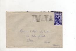 Italie Enveloppe De L'Italie Pour Flers - 1946-.. République
