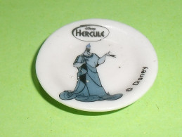 Fèves / Disney : Hercule , Assiette  T36 - Disney