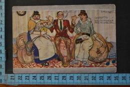 1920  BONZAGNI  Umoristica  RIGOLETTO . Questa O Quella ... - Illustratori & Fotografie