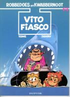 Robbedoes En Kwabbernoot - Vito Fiasco  (1985) - Robbedoes En Kwabbernoot
