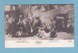 Par H. Semiradsky, NERON AU CIRQUE // Circulée En 1914 - Edit. Richard, St. Petersbourg - Pittura & Quadri