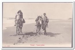 Tanger, Types Arabes - Tanger