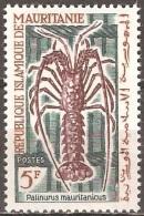 Mauritanie - 1964 - Langouste Rose - YT 180 Neuf Sans Charnière - MNH - Mauritania (1960-...)
