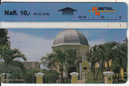 CURACAO - Octagon, CN : 607A, Used - Antilles (Netherlands)