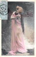 CPA Jolie Fille - Frau - Lady - Jeune Fille Artiste Phryné Theatre Paris - 1905 - Artistes